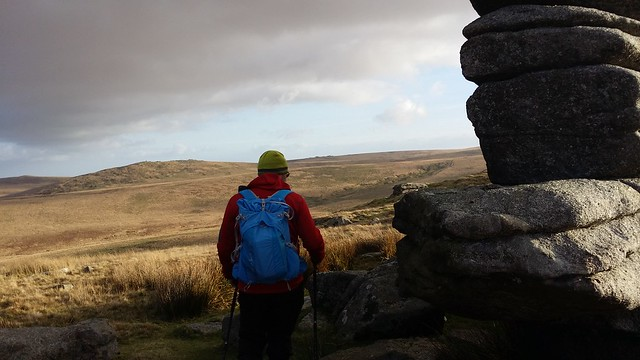 @hillplodder at East Mill Tor