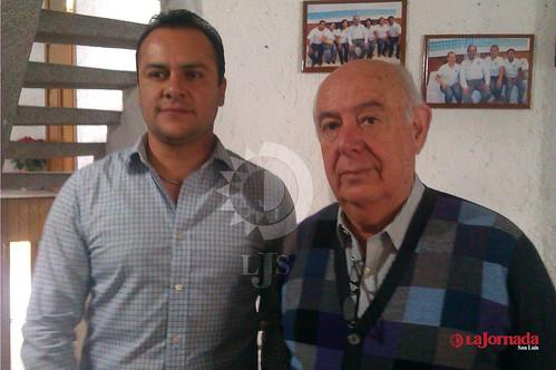 Nueva Alianza propone a Jaén Castilla Jonguitud como precandidato a la alcaldía capitalina