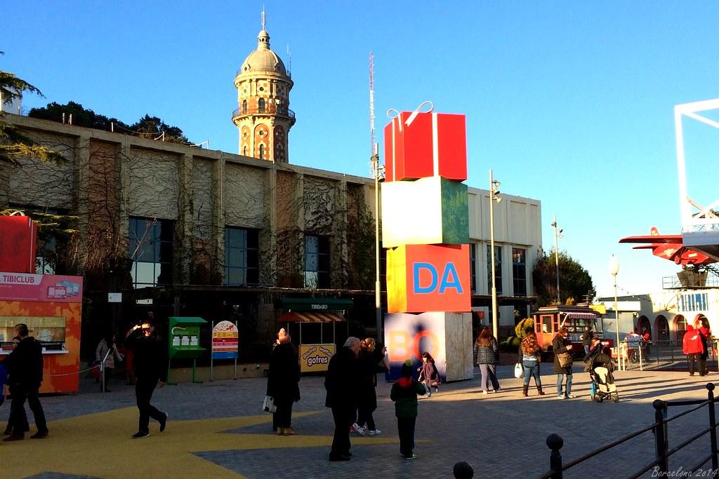 Barcelona day_2, Tibidabo