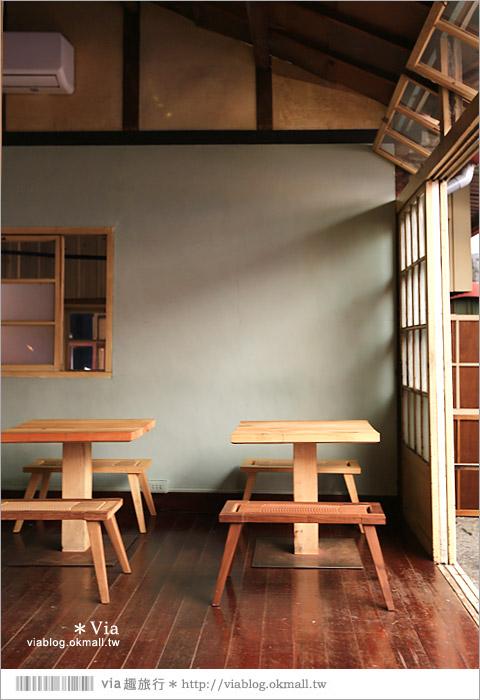 【台中老宅餐廳】台中下午茶~拾光機。日式老宅的迷人新風情,一起文青一下午吧!28