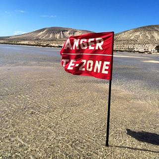 anger zone #wavingflags