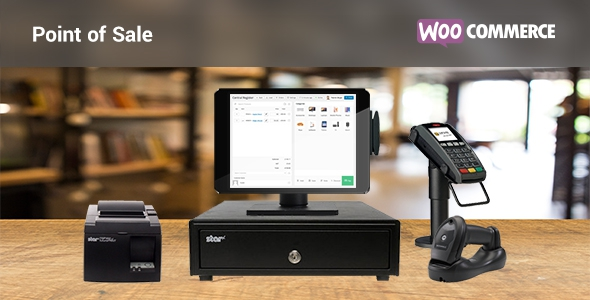 WooCommerce Point of Sale (POS) v3.1.6.6