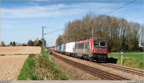 SNCF 36014 @ Quévy
