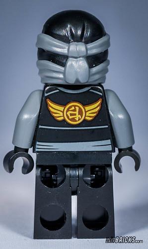 Lego 70599 - Ninjago - Cole's Dragon