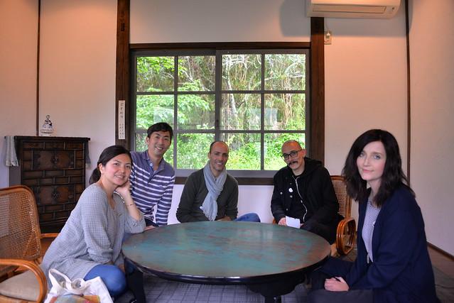 レジデンスアーティスト達、ちびたびさんと糸島ツアーに出かけました!