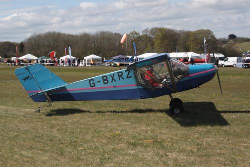 G-BXRZ Rans S6-116 Popham