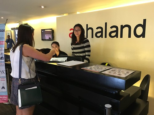 Balesin check in counter, Alphaland