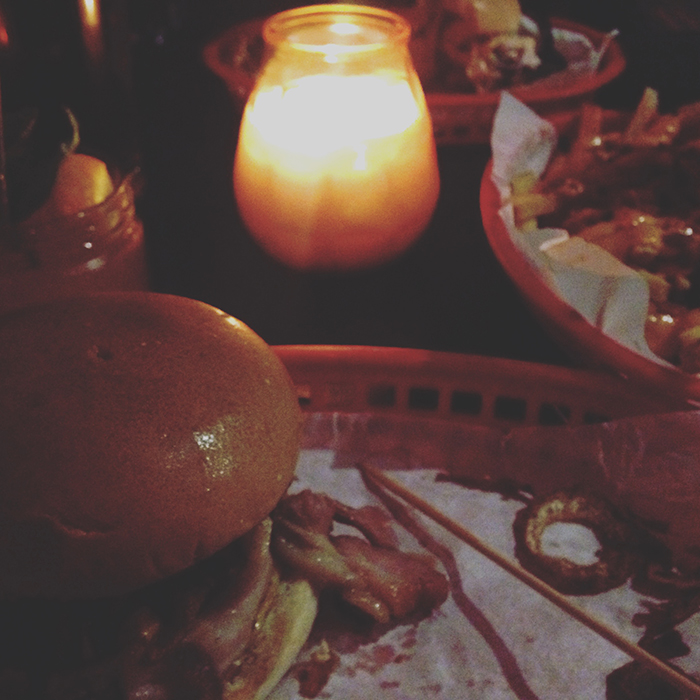 Almost Famous Burgers Manchester