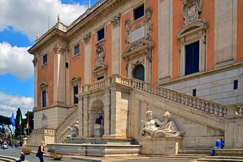 Capitolino - Palazzo dei Conservatori