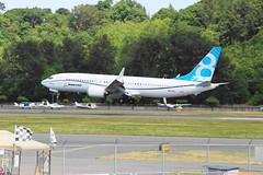 Boeing 737-8 MAX N8702L