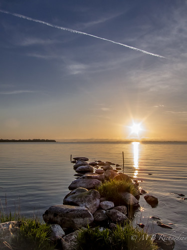 sun water sunrise rocks ulster nireland loughneagh colondonderry ballyronan canons95