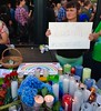 Vigil for Orlando Pulse Shooting victims