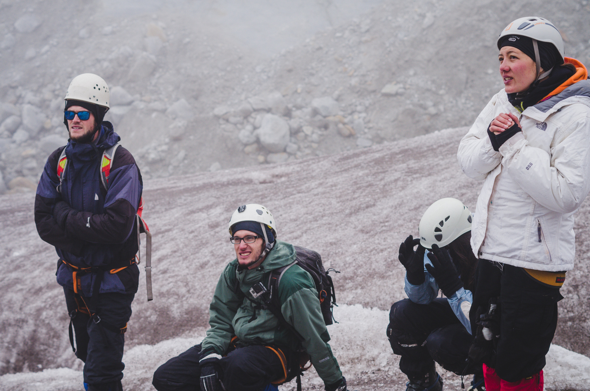 ice climbing huayna potosi