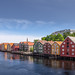 Old town river view by consen81