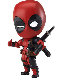 【完整官圖、販售資訊更新】史上最白爛的超級英雄?!黏土人【惡棍英雄:死侍】Deadpool