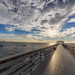 Ballast Point Pier and Tampa Wide by Photomatt28