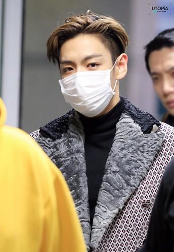 TOP - Incheon Airport - 16mar2015 - Utopia - 07