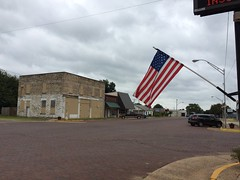 Brick road, Davenport, Oklahoma