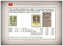 Stamps Mittellitauen Środkowa Litwa