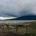 Storm brewing over Ometepe