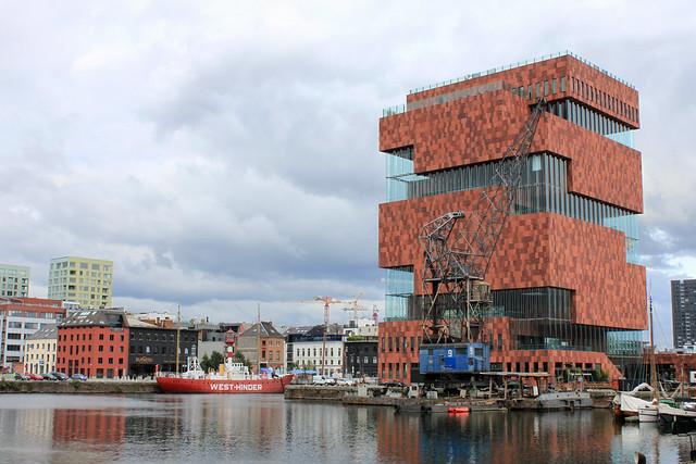MAS Museum aan de Stroom Antwerpen Belgium