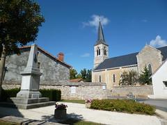 Rom - Photo of Sainte-Soline