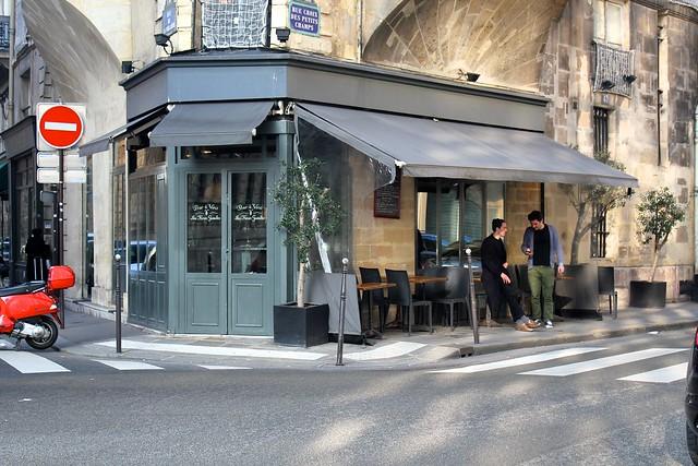 restaurante paris les fines gueules