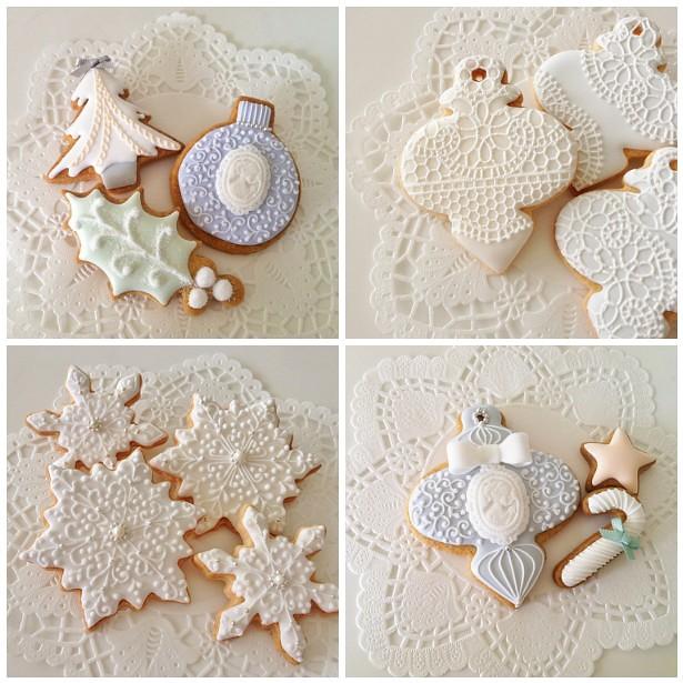 Cbonbon's Christmas cookies