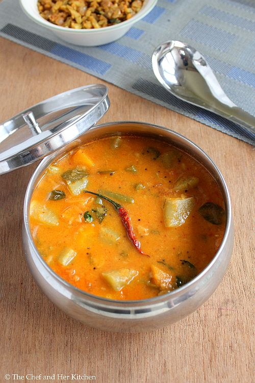 karnataka style sambar