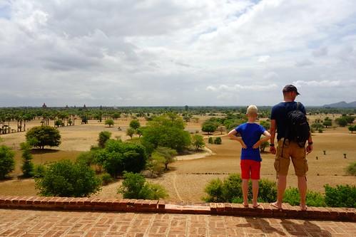 In awe..Bagan