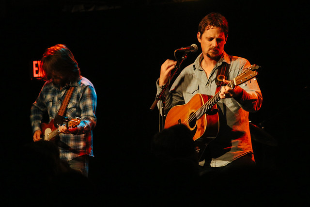 Sturgill Simpson live in Portland OR-28