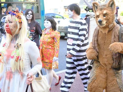Kawasaki Halloween parade 2014 119