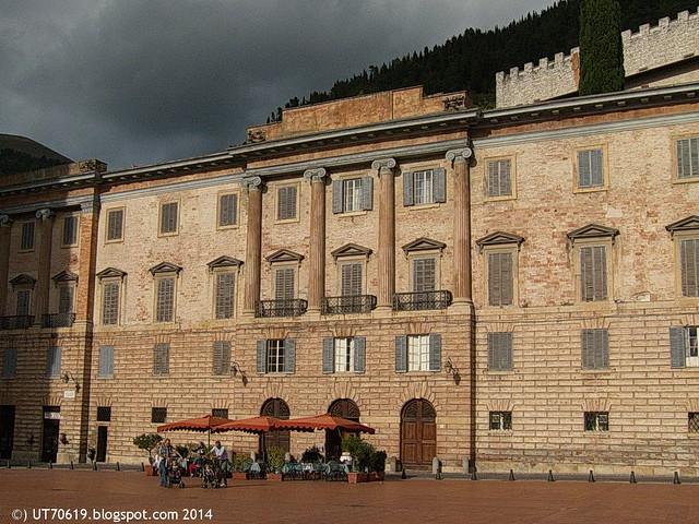 Gubbio - Piazza Grande