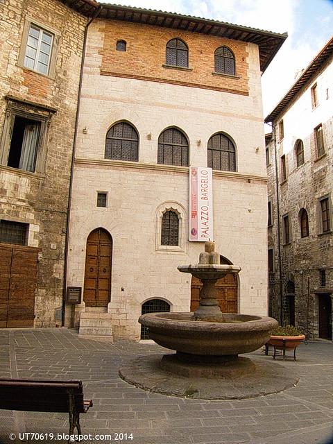 Gubbio - Stadtansicht3