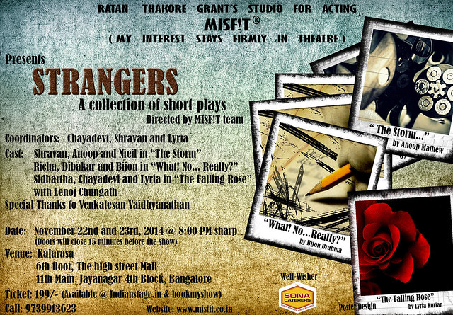 MISF!T presents Strangers
