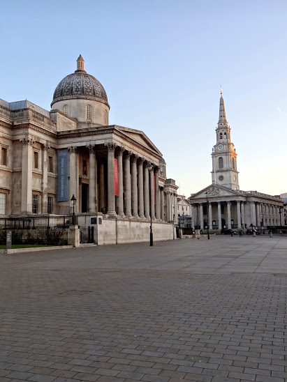 National-gallery-St-Martin-in-the-fields
