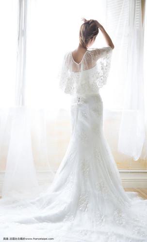 高雄婚紗推薦_高雄法國台北_新娘白紗款式 (8)