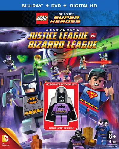 LEGO DC Comics Super Heroes: Justice League vs Bizarro League