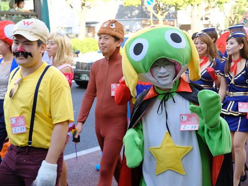 Kawasaki Halloween parade 2014 146