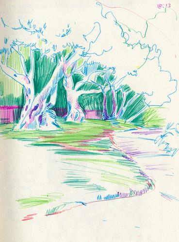 September 2014: Trees