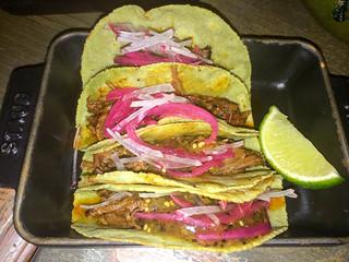 Tacos: Beef Short Rib