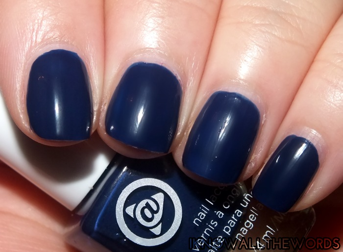 mary kay at play nail trio- inky blue