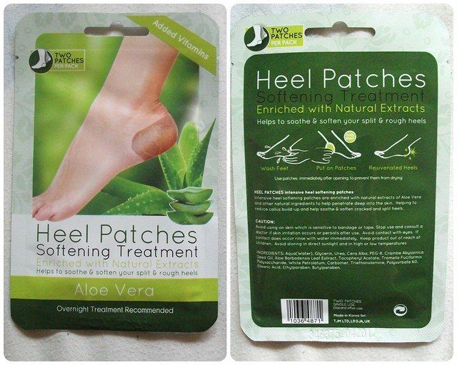 Home Bargains Heel Patches Review