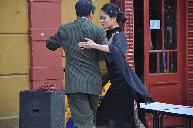 Tango - El Caminito - Buenos Aires - Argentina