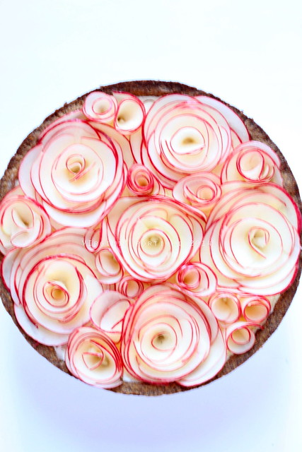 "crostata ""di rose"""