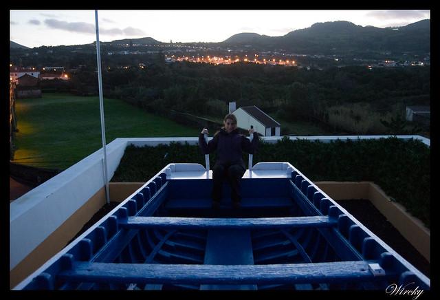 Mirador del Navio en Islas Azores