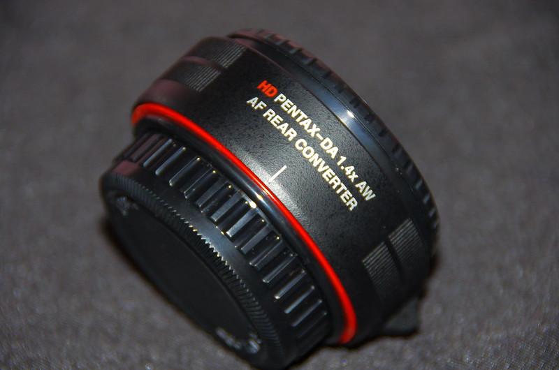 開箱DA* 300鏡與HD 1.4x 增距