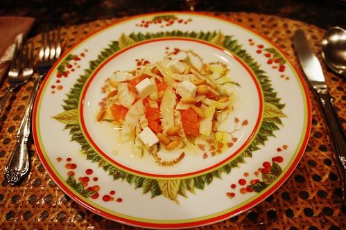 At Home:  Citrus Salad