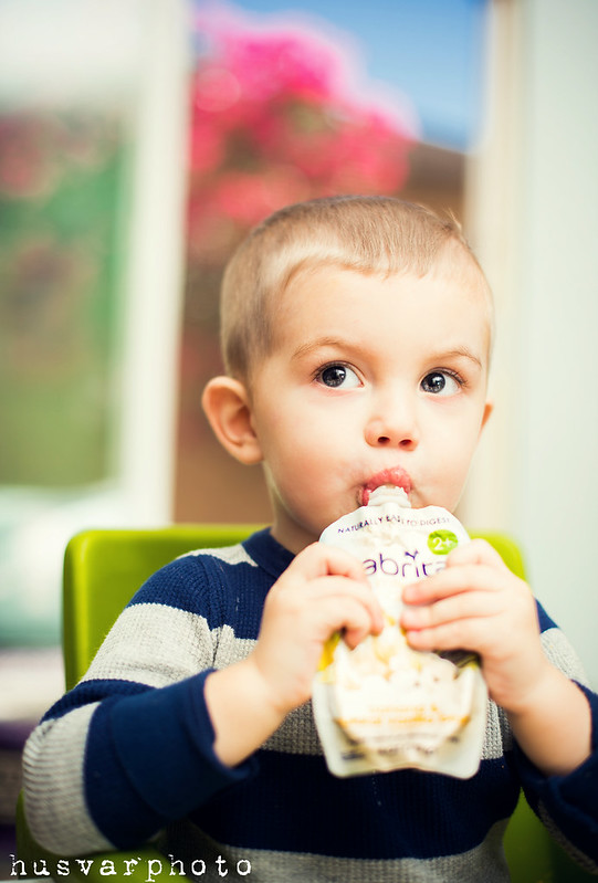 Kabrita goat milk yogurt pouches for kids review in_the_know_mom