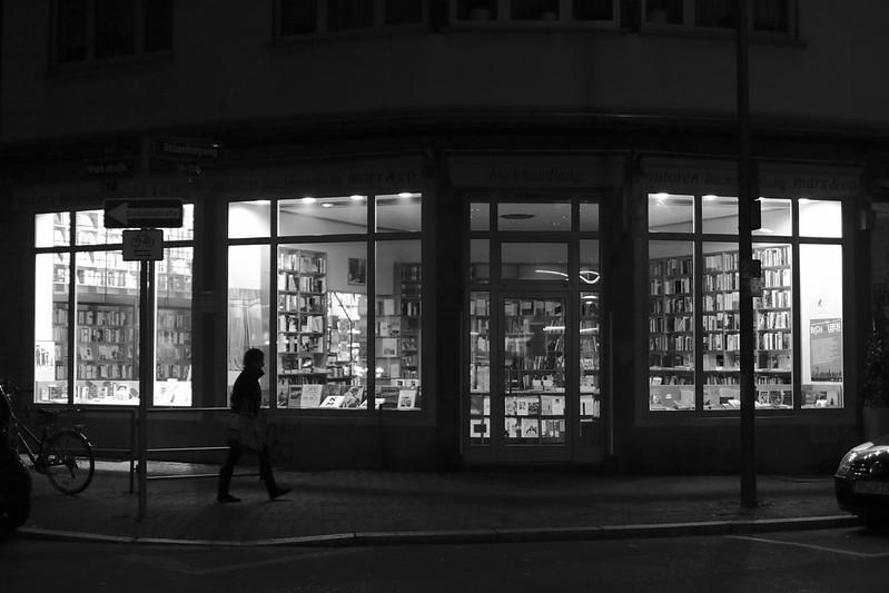 Frankfurt am Main - Autorenbuchhandlung